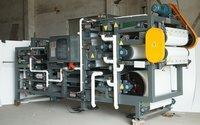 Belt Filter Press For Spent Grain Dewatering Machine