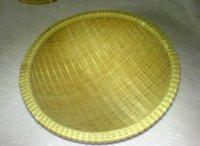 Bamboo Woven Hand Basket