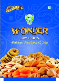 Packaging Pouch For Dry Fruits