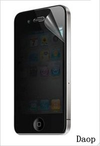 Anti-Peep Screen Protector For iPhone 3G