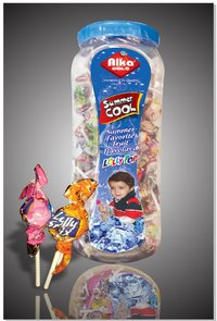 Summer Cool Lollipop (Lolly Bolly)