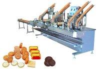 Double Lines 3+2 Sandwich Machine