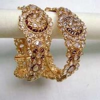 Antique Brass Bangles