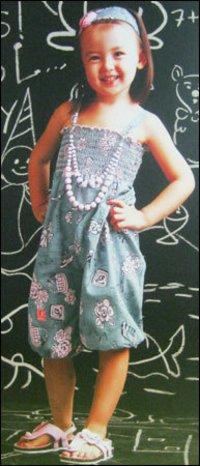 Traditional Baby Girls Dress