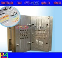 Custom Plastic Injection Cable Tie Mould