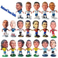 Soccer Football Player Toy Doll Figure