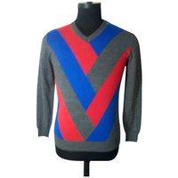 Bright Intarsia Sweater