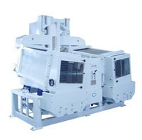 Double Paddy Separator Rice Milling Machines MGCZ