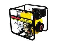 6.3kw 100mm Air-Cooled Diesel Water Pump