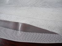 Nylon Hexagon Mesh Fabric