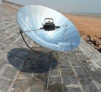 Portable Parabolic Solar Cooker
