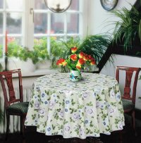 Transparent Table Cloth