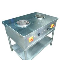 Electric Operated Cooking Range