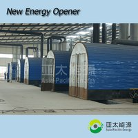 Waste Tyre Pyrolysis Plant 10t