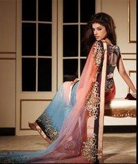 Ladies Net Sarees