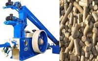 Bio Coal Briquetting Press
