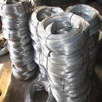 Galvanized Oval Steel Wire