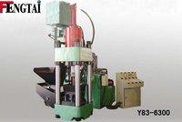 Hydraulic Metal Chips Briquetting Machine (Y83-600)