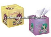 3d Design Plastic Tissue Box