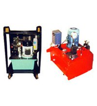 Electrically Operated Hydraulic Power Packs Portable Type