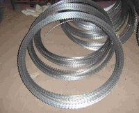 Electro Galvanized Razor Barbed Wire