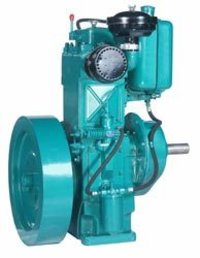 Diesel Engine Single Cylinder Water Cooled