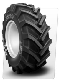 Agro Industrial Radial Tyre