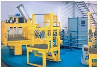 Mp Series Pneumatic Actuated Mold Carrier Machine