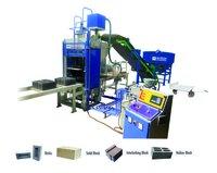 Fully Automatic Flyash Brick And Block Making Machine