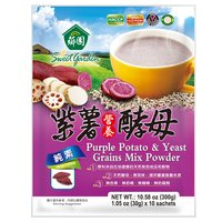 Purple Potato And Yeast Grains Mix Powder