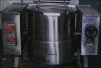Rice Boiling Tilting Pan