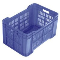 Plastic Fruits And Vegetables Crates