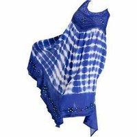 Short Tie Dye Dress