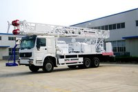 Spc-600 Truck Mounted Water Well Drilling Rig