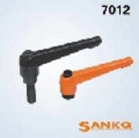 Adjustable Clamping Handle And Handle Lever