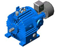 Mechanical Variable Speed Drives (Ec2 Control)