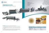 Eagle Corn Flakes Extruder Processing Machine