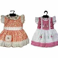 Girls Cotton Baby Frock