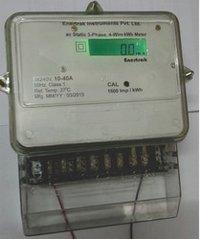 Electronic Kwh Meter