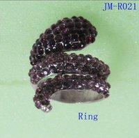 Snake Shaped Ring