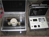 Oil Dielectric Strength Test Machine