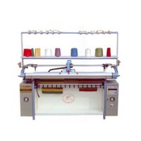 Automatic Flat Knitting Machine