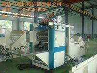 Automatic V Fold Facial Tissue Paper Machine