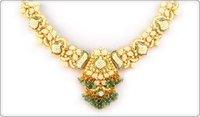 Indian Design Diamond Necklace