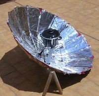 Solar Cooker (Parabolic Type)