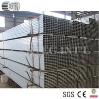 Mild Steel Square And Rectangular Steel Tubes