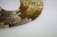 Aaa+ Shaded Multi Quartz Gemstone Beads