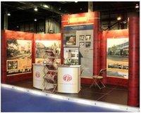 Trade Show Modular Exhibition Stand