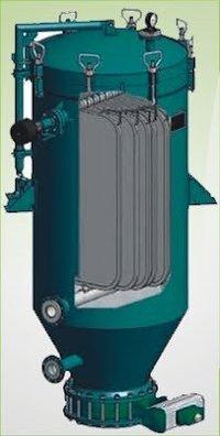 Vertical Pressure Leaf Filters