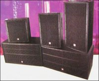 High Performance Horn Loaded Speaker System
